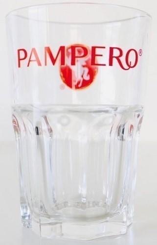 Bicchiere Granity PAMPERO alto