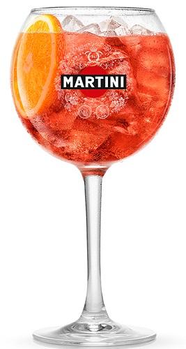 Bicchiere Calice Balloon Martini Tonic