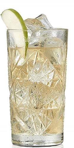 Bicchiere Gold gin 999