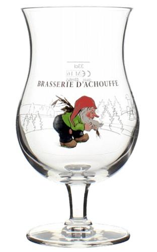 Bicchiere La chouffe cl 33
