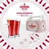 Kit Campari Soda Asporto 2 Bicchieri + Sottobicchieri