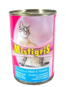 Bocconcini x Gatto Pesce Mistigris g 405