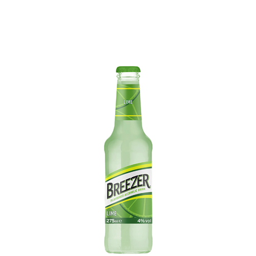 Bacardi Breezer Lime cl 27