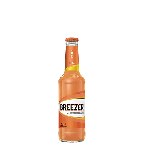 Bacardi Breezer Peach cl 27