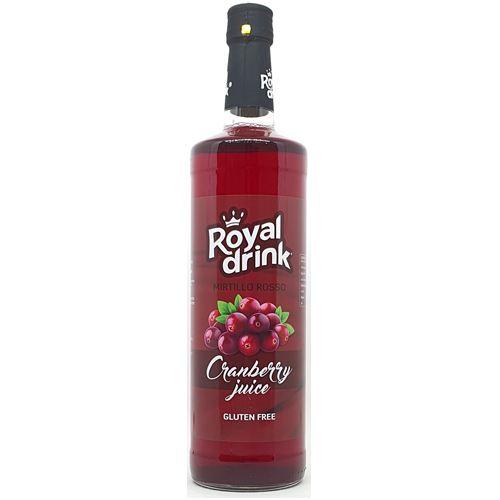 Succo Cranberry Royal lt 1 VETRO