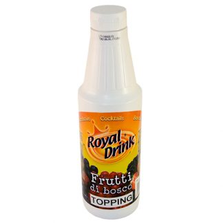 Topping Royal frutti di bosco kg 1 pet