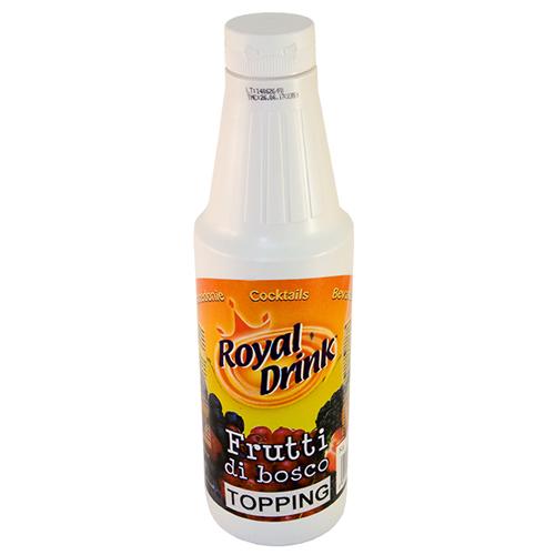 Topping Royal frutti di bosco kg 1 pet