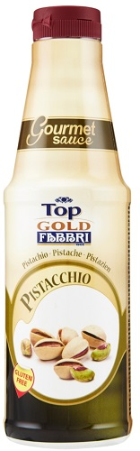 Fabbri Topping gold pistacchio g 850