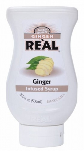 Sciroppo Real Ginger ml 500