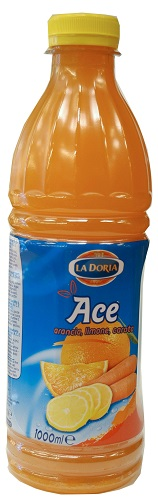 Succo La doria Ace lt 1 pet