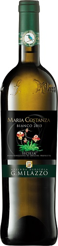 Vino Maria Costanza BIO B.co cl 75