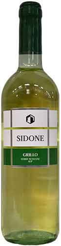 Vino Sidone Grillo cl 75 XVIII