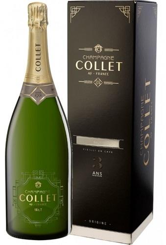 Champagne Collet Brut cl 75 Astucciato 3 anni