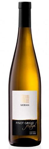 Vino Meran Pinot grigio cl 75 XVII
