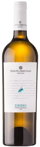 Vino Orestiadi Zibibbo doc cl 75 XVII