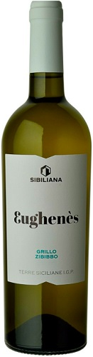 Vino Eughenes grillo bianco doc cl 75 XVII