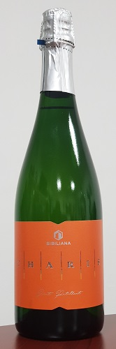 Spumante Sibiliana Charis Petillant Brut cl 75