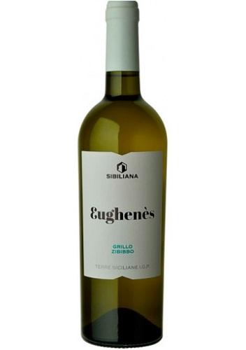 Vino Eughenes Zibibbo doc cl 75 XVIII