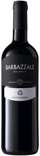 Vino Cottanera Barbazzale Etna cl 75 Rosso DOC XVII