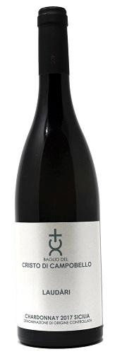 Vino C. di Campobello Laudari Chardonnay DOC cl 75 XVIII