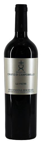 Vino C. di Campobello Lu Patri N. Avola DOC cl 75 XIV