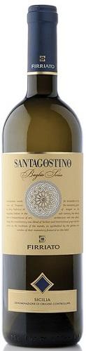 Vino Firriato Santagostino Catar/Chard Baglio Soria DOC cl 75 XVIII