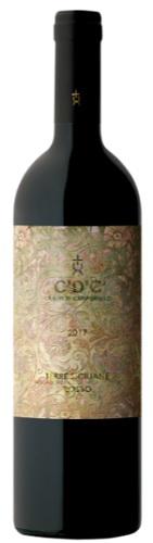Vino C. di Campobello C'D'C' rosso IGP cl 75 XVII