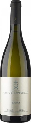 Vino C. di Campobello Laluci Grillo DOC cl 75 XIX