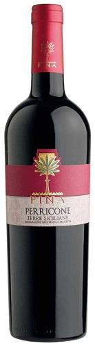 Vino Fina Perricone cl 75 Rosso IGP 2020