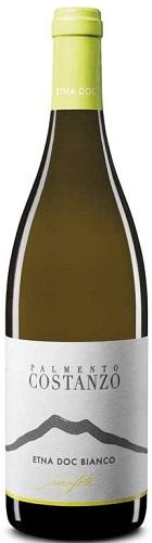 Vino Palmento Costanzo Mofete etna cl 75 Bianco DOC XIX