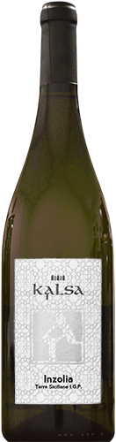 Vino Kalsa inzolia bianco cl 75 XVIII