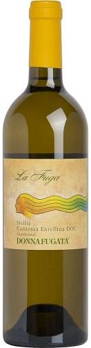 Vino Donnafugata La fuga Chardonnay B.co DOC cl 75 XVIII