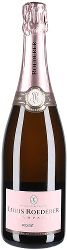 Champagne Louis Roederer rose' cl 75