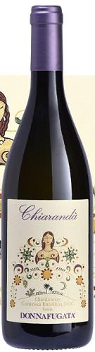 Vino Donnafugata Chiarandà B.co cl 75 Chardonnay DOC XVII